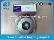 51306 Axial Metal Steel Gcr15 Thrust  Ball Bearing With Sheet Steel Cage 30x60x21mm