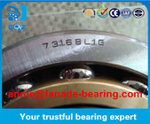 Single row Japan NSK Angular Contact ball bearing 7316B Fast Delivery NTN 7316B angular contact ball bearing