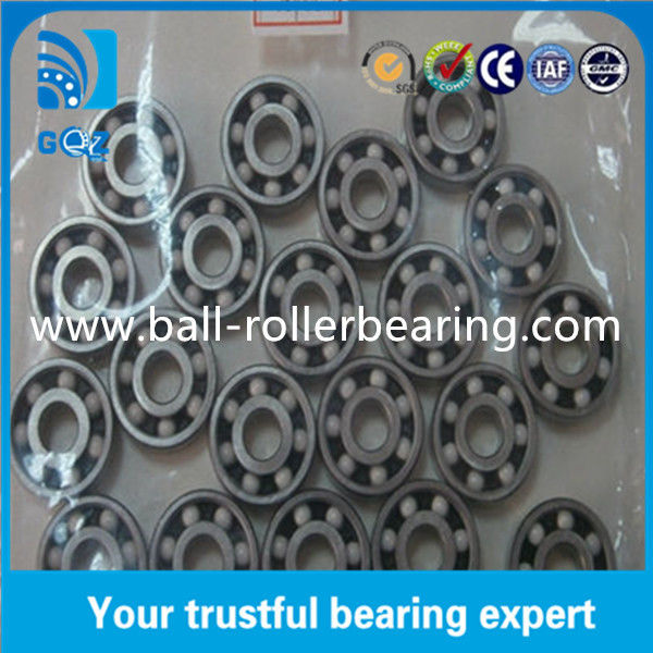 6017 C0 C1 Ceramic Deep Groove  Ball Bearing Low Noise Excellent Utility