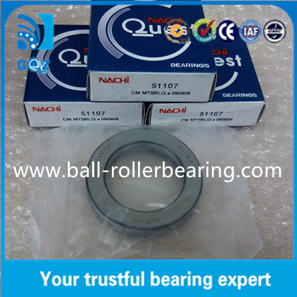 51107 Sealed Thrust Bearing Stainless Steel , Single Row Ball Bearing P4 P2