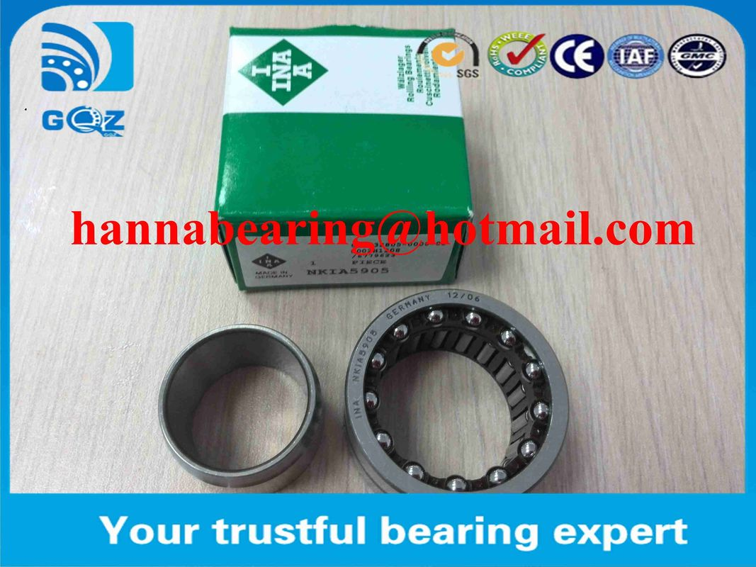 Single Direction NKIA5903Combined Needle Roller Bearing 15 x 28 x 18 mm