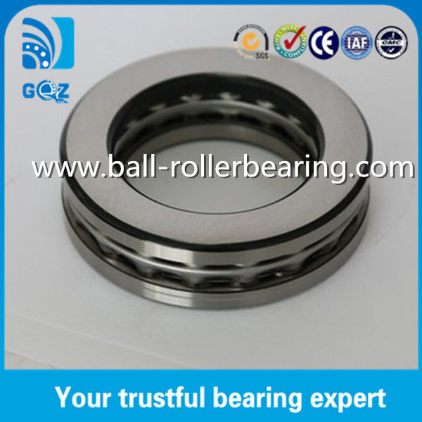 Professional 51106 Thrust Industrial Ball Bearings With Long Durability
