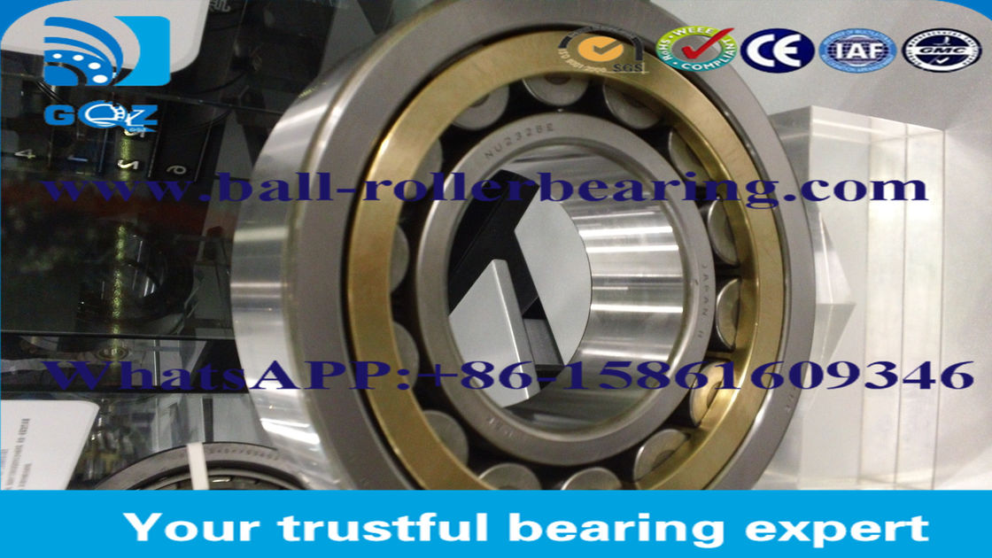 Cylindrical Tapered Roller Bearing NU2326E Size 130*280*93 / Quality P0 P6 P5 P4 P 2