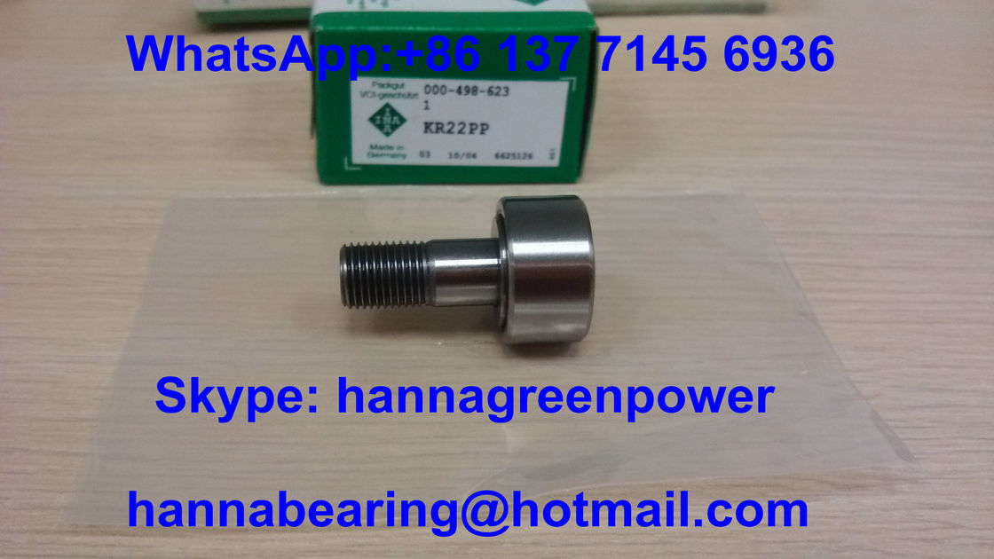 KR22-PP Hexagonal Socket Cam Follower Roller Bearing With Gap Seals