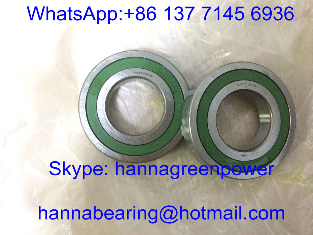 40TM18 / 40TM18UR / 40TM18U40AL Automotive Bearings JAPAN Made Sealed Auto Deep Groove Ball Bearing 40*80*16 mm