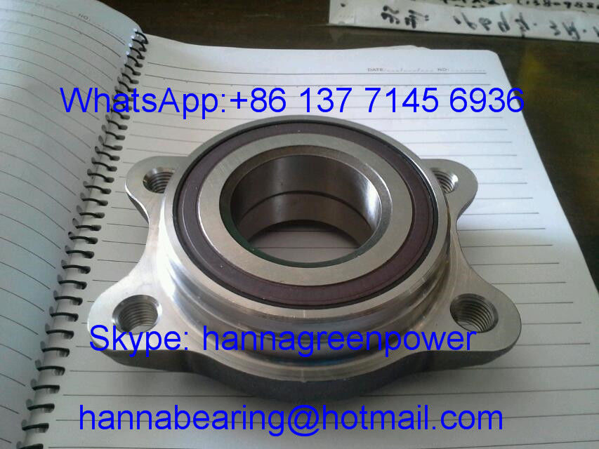 2DACF050S-17SH2A Wheel Hub Bearing / 2DACF050S-17 Japan Made Angular Contact Bearing