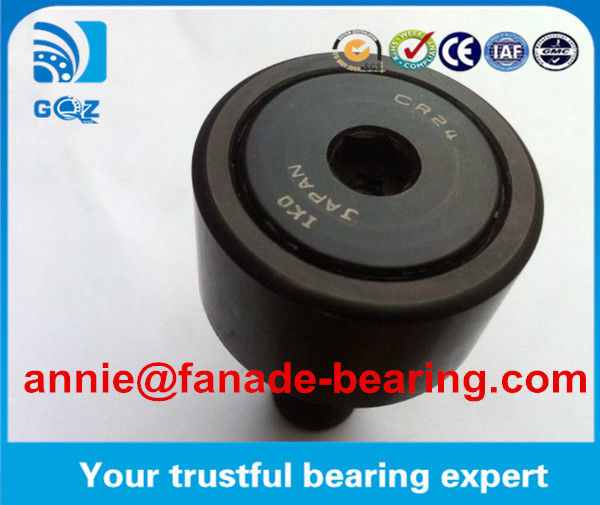 IKO bearing CR24 R Cam Follower Bearing Cam Roller Bearing CR24 1/2 inch CR24 UU Track Roller Bearing