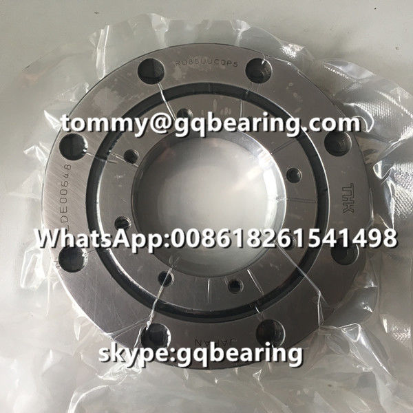 P5 Precision THK RU85UUCC0P5 Precison Crossed Roller Bearing For Robot Industry