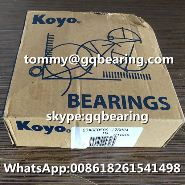 RAV4 Using Koyo 2DACF050S-17SH2A Wheel Hub Bearing Unit for Toyota RAV4 Cars