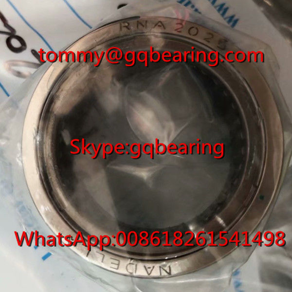 Gcr15 Steel Material Nadella RNA2025 Full Complement Needle Roller Bearing without Inner Ring