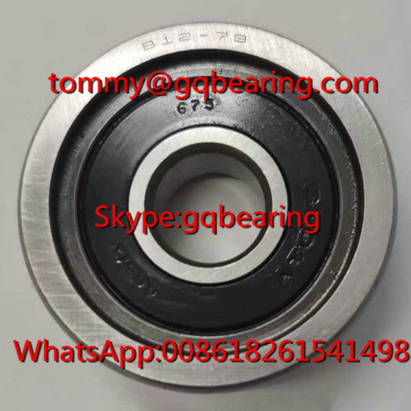 NSK B12-79 Single Row Deep Groove Ball Bearing B12-79 Auttomotive Gearbox Bearing