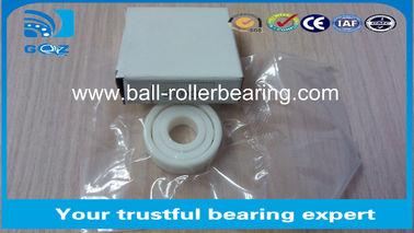 Resistencia de abrasión de cerámica de los rodamientos de ZrO2 Si3N4 6002CE 15x32x9m m