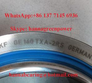Transporte llano esférico 140x210x90m m sin necesidad de mantenimiento de la tela del acero/PTFE de GE 140 TXA-2LS