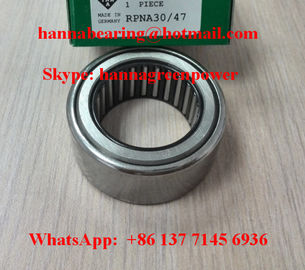 Inserte el tipo rodamiento de rodillos de aguja del uno mismo de RPNA25/42 que alinea 25 x 42 x 20m m